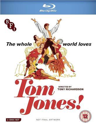 Tom Jones (1963) (2 Blu-ray)