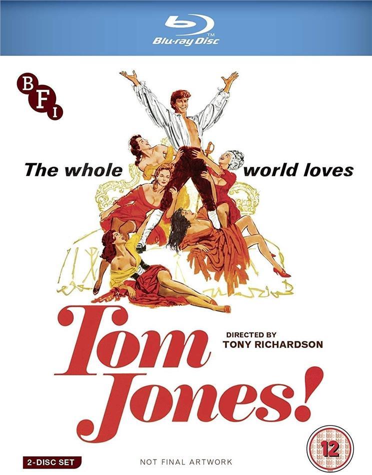 Tom Jones (1963) (2 Blu-rays)