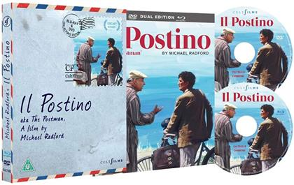 Il Postino (1994) (DualDisc, Blu-ray + DVD)