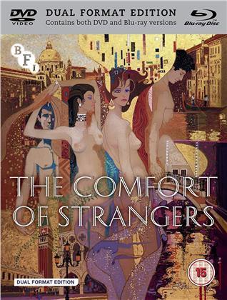 Comfort of Strangers (1990) (DualDisc, Blu-ray + DVD)