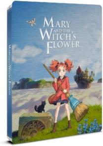 Mary and The Witch's Flower (2017) (Steelbook)