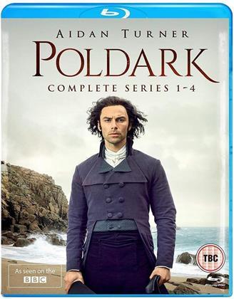 Poldark - Series 1-4 (11 Blu-rays)