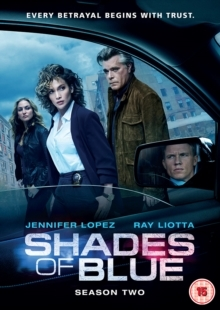 Shades of Blue - Season 2 (3 DVDs)