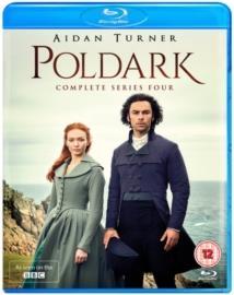 Poldark - Series 4 (3 Blu-rays)