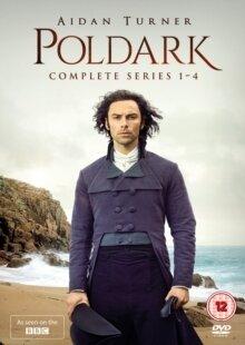 Poldark - Series 1-4 (12 DVDs)