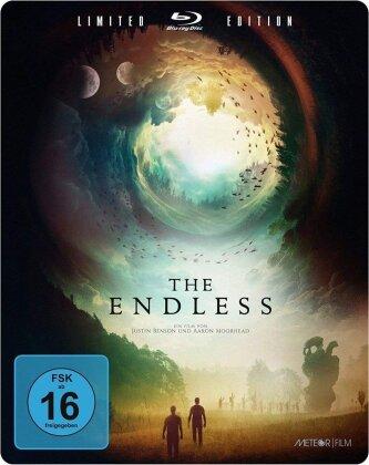 The Endless (2017) (FuturePak, Limited Edition, Blu-ray + DVD)