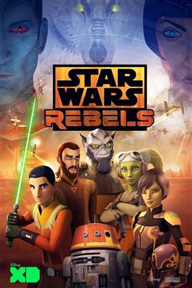 Star Wars Rebels - Staffel 4 (3 DVDs)
