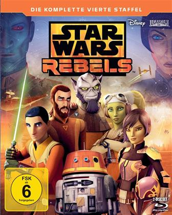 Star Wars Rebels - Staffel 4 (2 Blu-rays)
