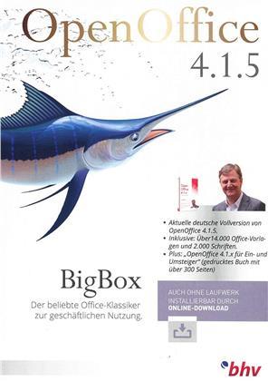 OpenOffice 4.1.5 BigBox