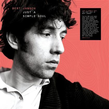 Bert Jansch - Just a Simple Soul (2 LPs)