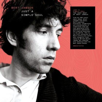 Bert Jansch - Just a Simple Soul (2 CDs)