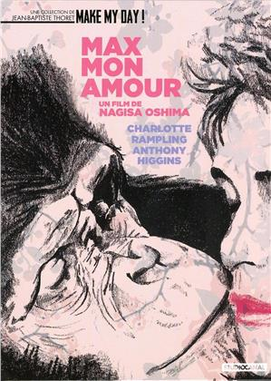 Max mon amour (1986) (Schuber, Make My Day! Collection, Digibook, Blu-ray + DVD)