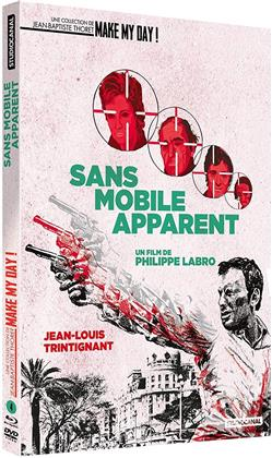 Sans mobile apparent (1971) (Blu-ray + DVD)