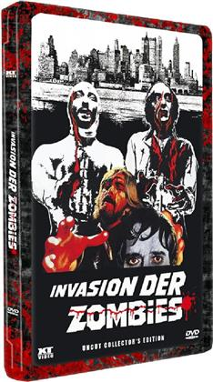 Invasion der Zombies (1974) (Lenticular, Collector's Edition, Steelbook, Uncut)