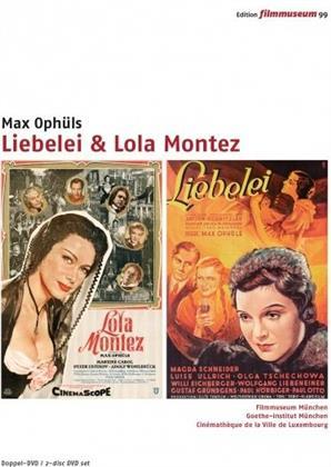 Liebelei & Lola Montez (Trigon-Film, 2 DVDs)