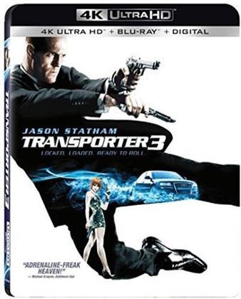 Transporter 3 (2008) (4K Ultra HD + Blu-ray)