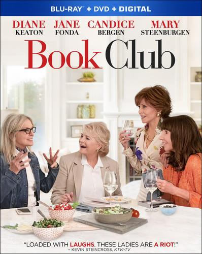 Book Club (2018) (Blu-ray + DVD)