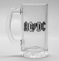AC/DC: Logo - Bierkrug [500ml]
