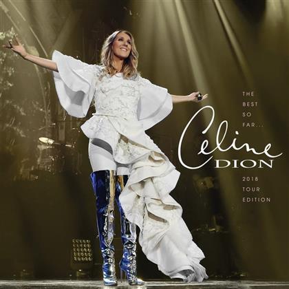 Céline Dion - The Best So Far... - 2018 Tour Edition