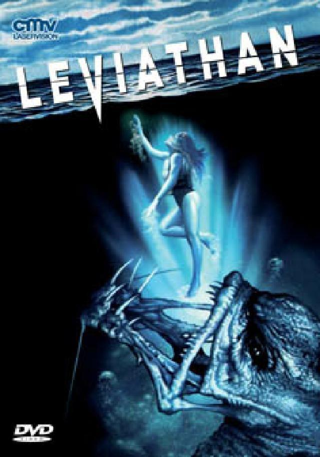 Leviathan (1989) (Cover C, Kleine Hartbox, Limited Edition, Uncut)