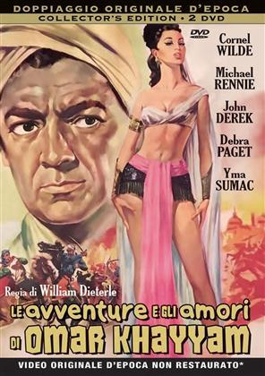 Le avventure e gli amori di Omar Khayyam (1954) (Rare Movies Collection, Collector's Edition, 2 DVDs)