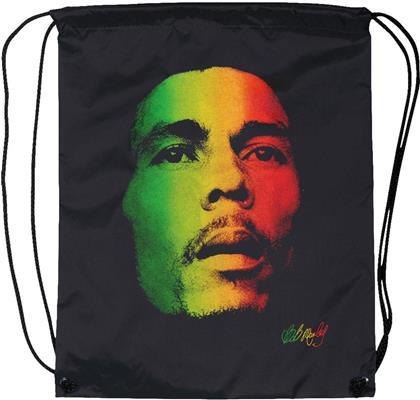 Bob Marley - Drawstring Backpack