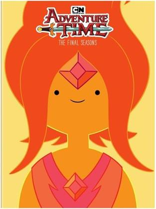 Adventure Time - The Final Seasons (4 DVDs)