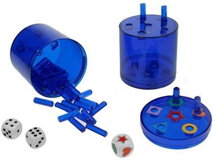 Super Six XXL ABS blau (Spiel)