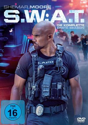 S.W.A.T. - Staffel 1 (2017) (6 DVDs)