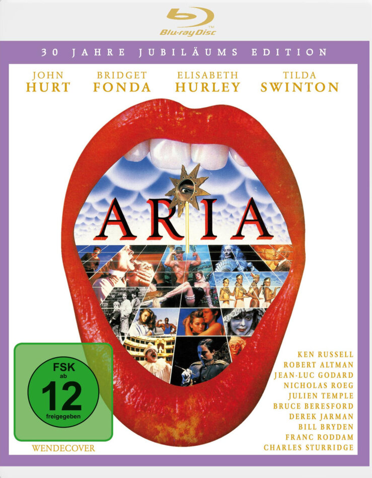 Aria (1987) (30th Anniversary Edition)