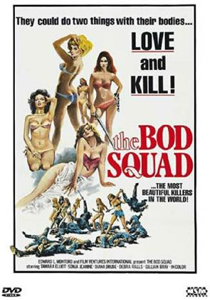 The Bod Squad (1974) (Kleine Hartbox, Cover C, Limited Edition, Uncut)