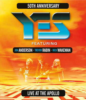 Yes - Live at the Apollo (Inofficial)