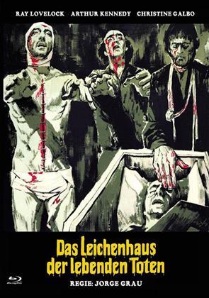 Das Leichenhaus der lebenden Toten (1974) (Cover E, Limited Edition, Mediabook)