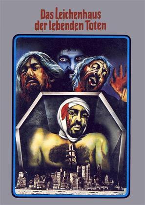Das Leichenhaus der lebenden Toten (1974) (Cover F, Limited Edition, Mediabook)