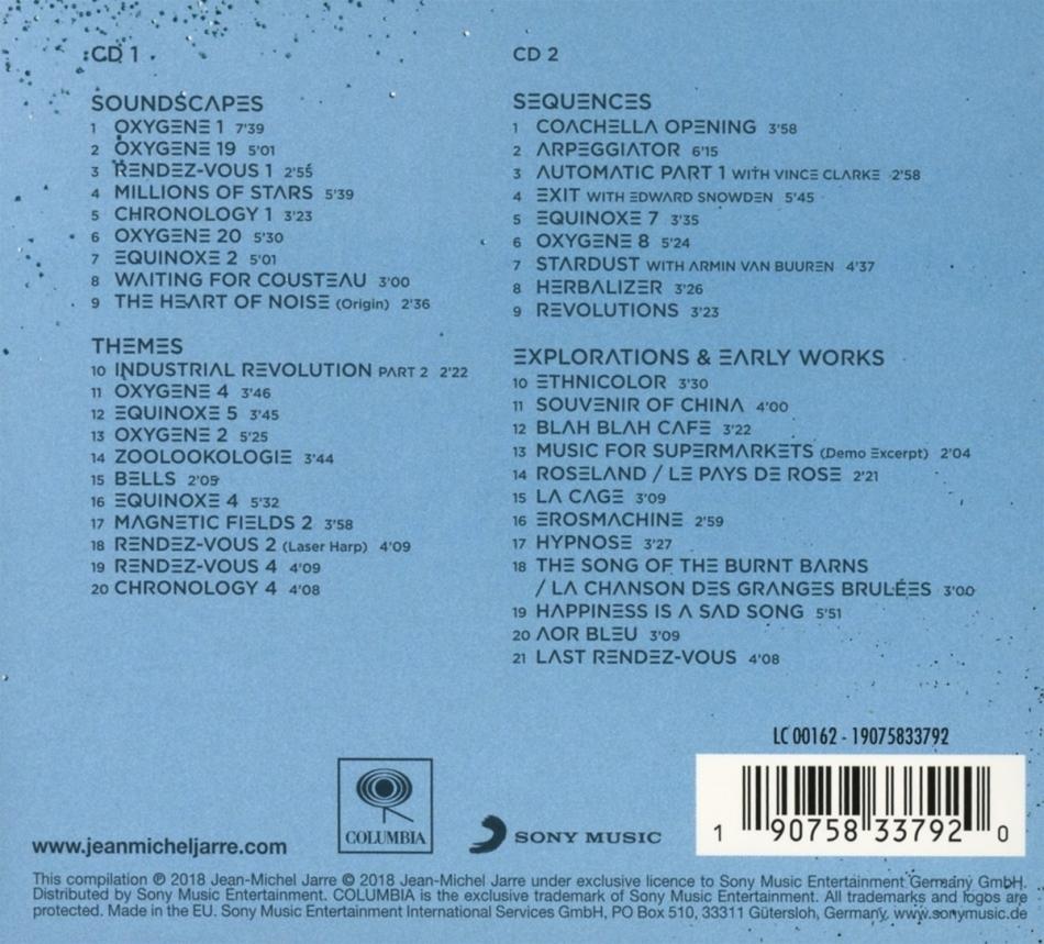 Jean-Michel Jarre - Planet Jarre (Deluxe Edition, 2 CDs)