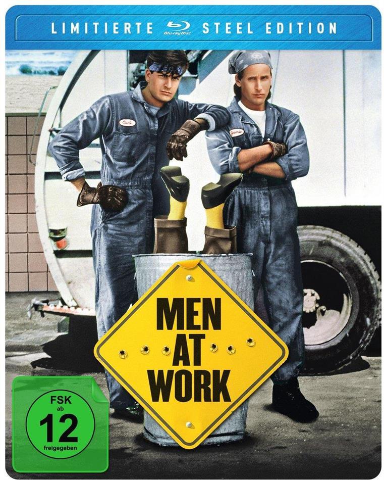 Men At Work (1990) (FuturePak, Limited Edition)