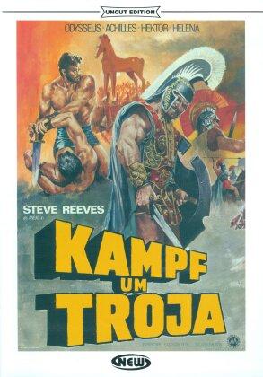 Kampf um Troja (1961) (Cover B, Uncut)