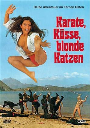 Karate, Küsse, blonde Katzen (1974) (Kleine Hartbox, Cover A, Limited Edition, Uncut)