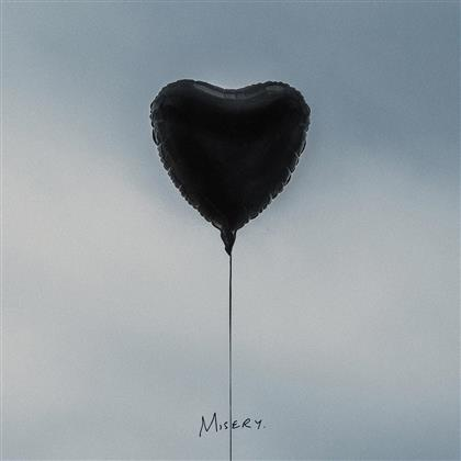 The Amity Affliction - Misery (LP)