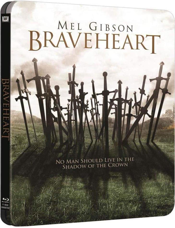 Braveheart (1995) (Limited Edition, Steelbook)