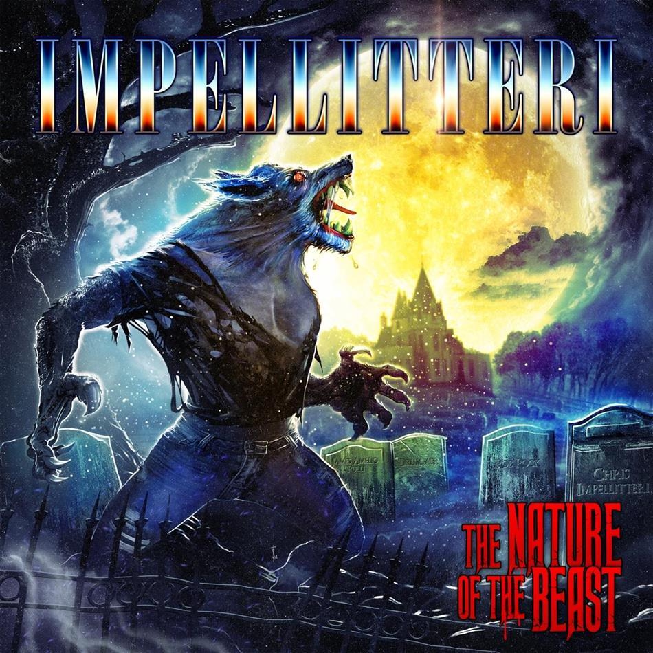 Impellitteri - Nature Of The Beast (Gatefold, LP)
