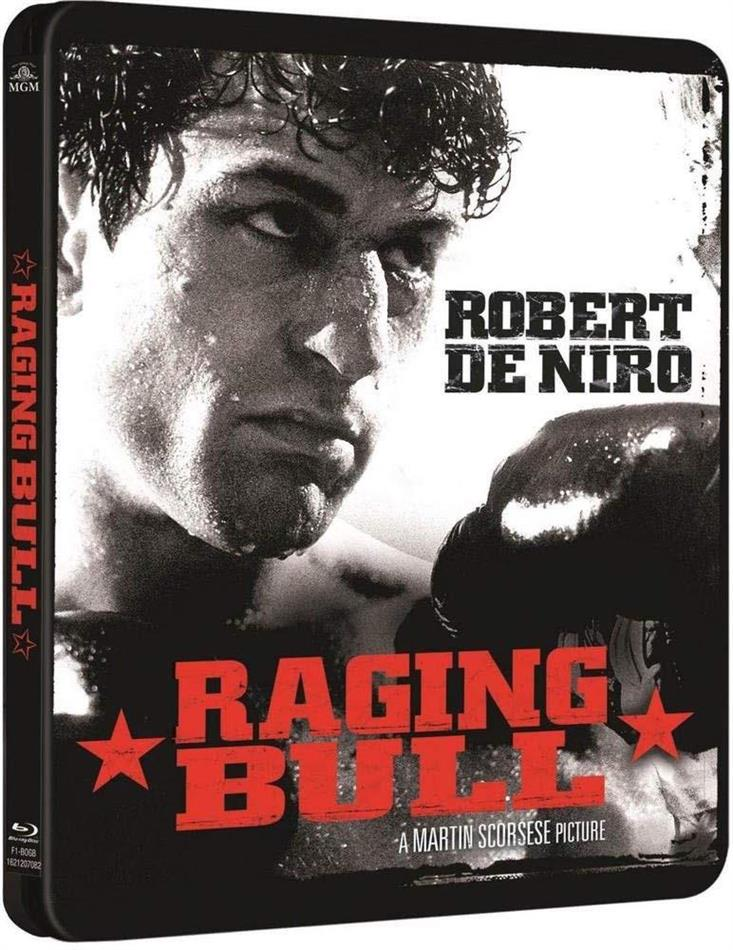 Raging Bull (1980) (Limited Edition, Steelbook)