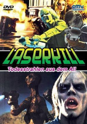 Laserkill - Todesstrahlen aus dem All (1978) (Cover B, Kleine Hartbox, Uncut)
