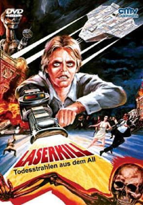 Laserkill - Todesstrahlen aus dem All (1978) (Cover A, Kleine Hartbox, Uncut)