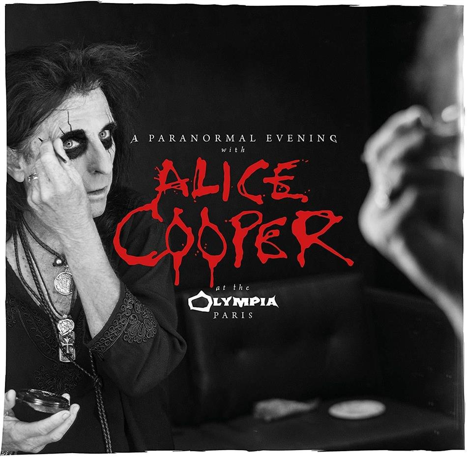 Alice Cooper - A Paranormal Evening At The Olympia (2 CDs)