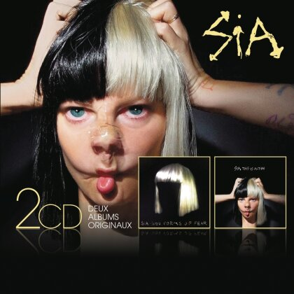 Sia - This Is Acting / 1000 Forms Of Fear (2 CDs)