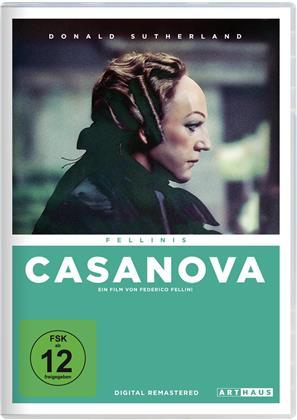Fellini's Casanova (1976) (Arthaus, Digital Remastered)