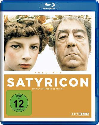 Fellini's Satyricon (1969)