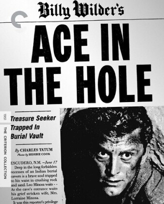 Ace in the Hole (1951) (Criterion Collection)