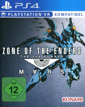Zone of the Enders: The 2nd Runner (German Edition)